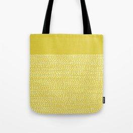 Riverside(Yellow) Tote Bag