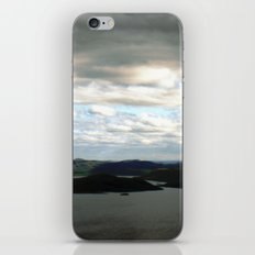 lake sweden. iPhone & iPod Skin