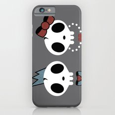 punk rawk couple Slim Case iPhone 6s