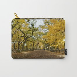 Central Park New York City Carry-All Pouch