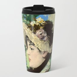 Manet's Jeanne Travel Mug