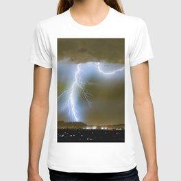 Into the Arizona Monsoon Evening T-shirt