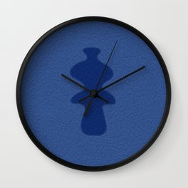 Stitch Fur Inspired Wall Clock