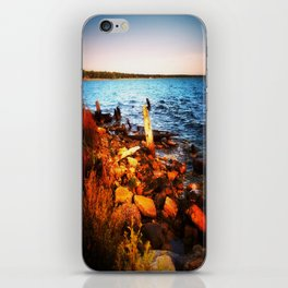 Huron iPhone Skin