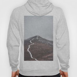 Clear path - Landscape and Nature Photography Hoody