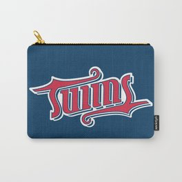 MN Baseball Ambigram Carry-All Pouch