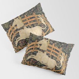The Unicorn In Captivity Pillow Sham