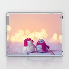 Happy Holidays, Christmas and Winter Photography Laptop & iPad Skin