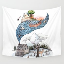 Invincible Summer Wall Tapestry
