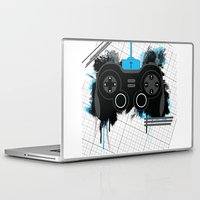 religion Laptop & iPad Skins featuring New Religion by 2EQUALS