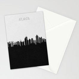 City Skylines: Atlanta (Alternative) Stationery Cards