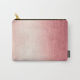Simply Rose Gold Twilight Carry-All Pouch
