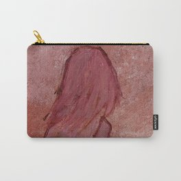 Girl Pining Carry-All Pouch