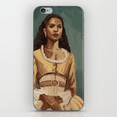 Angelica iPhone & iPod Skin