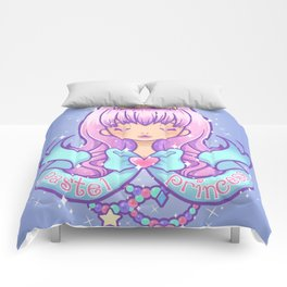 Pastel Princess V2 Comforters