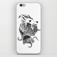 Inking Deer iPhone & iPod Skin
