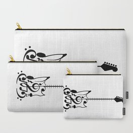 Guitar of Notes Carry-All Pouch
