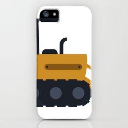 excavator iPhone Case