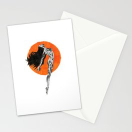 Strength of a woman Stationery Cards