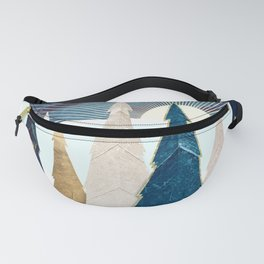Winter Trees Fanny Pack