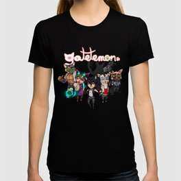 Gatetemon Band T-shirt