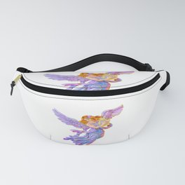 The Antique Angel Muse - Love of Poetry Fanny Pack