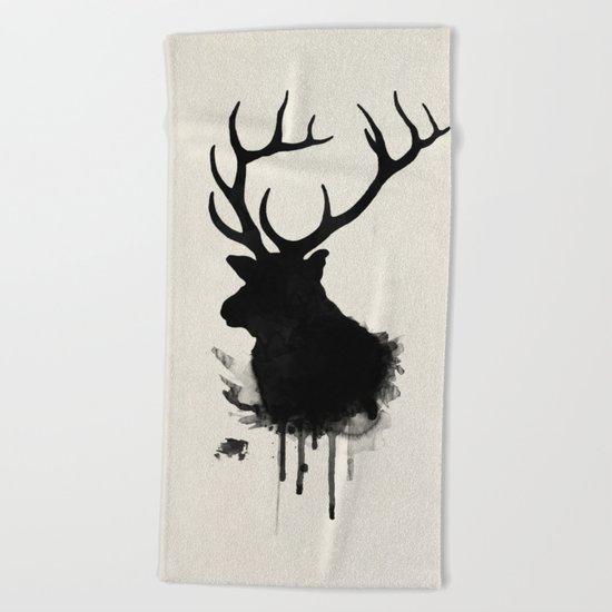 Elk Beach Towel