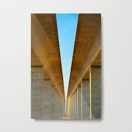 James B Edwards Bridge 1 Metal Print