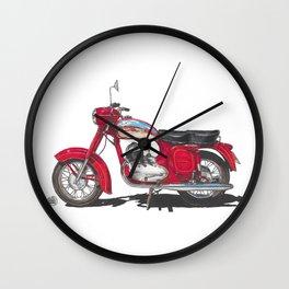 Jawa 250 Wall Clock