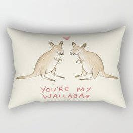 Wallabae Rectangular Pillow