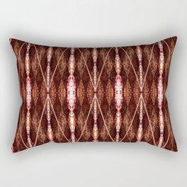 TEXTURED ARGYLE Rectangular Pillow