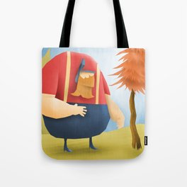 Lumberjacks Tote Bag
