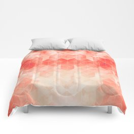Red Dawn Comforters