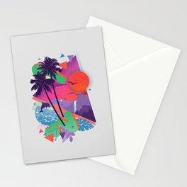 Tropix 96 Stationery Cards