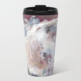 Conch with Barnacles Travel Mug