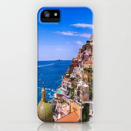 Love Of Positano Italy iPhone Case