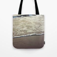 Touch the Sea Tote Bag