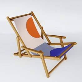 abstract minimal 50 Sling Chair