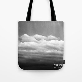 Circulate - Clouds Tote Bag