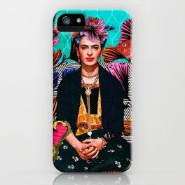 Frida´s secret iPhone Case