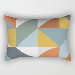 Abstract No. 7 Rectangular Pillow