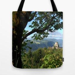 An Oregon View Tote Bag