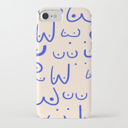 Boobies iPhone Case