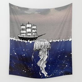 Deceptions Wall Tapestry