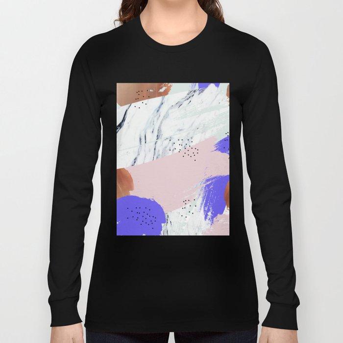 Unfolding Significance #society6 #decor #buyart Long Sleeve T-shirt
