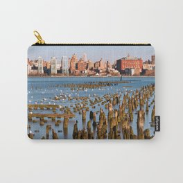 The View from Hoboken Carry-All Pouch