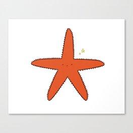 Cute Star Canvas Print