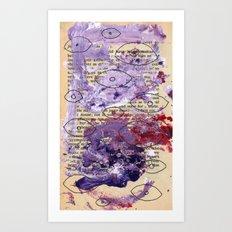 Dreamscape 33 Art Print