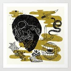 Planet Oblivion Art Print