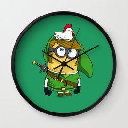 The Legend of MinLink Wall Clock